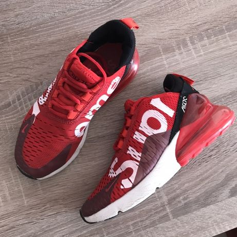 Nike supreme кросівки