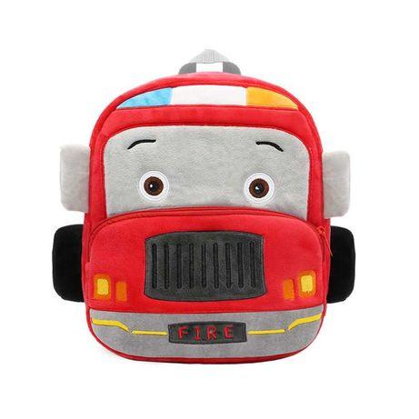 Новый велюровый рюкзак Тачки для малыша