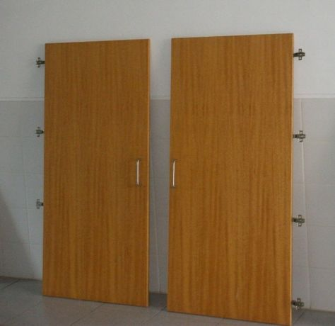 Portas, Gavetas e Prateleiras para Armário de Encastrar