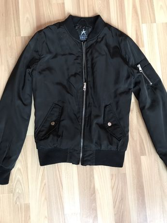 Бомбер куртка денская курточка hm h&m