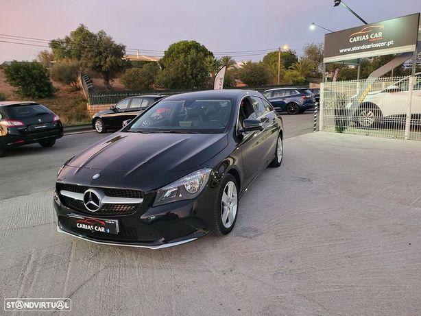 Mercedes-Benz CLA 180 D Shooting Brake Urban  LINE SS