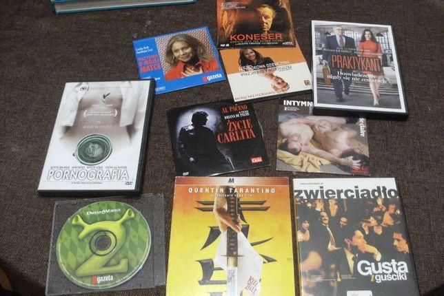 filmy DVD Carlita Koneser Nosferatu Pornografia intymnosc 9 szt