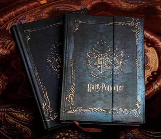 Эксклюзивный блокнот, ежедневник Гарри Поттер, Harry Potter