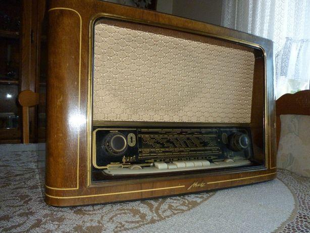 Sprzedam Starodawne Radio Lampowe ,Niemieckiej Firmy Metzz...