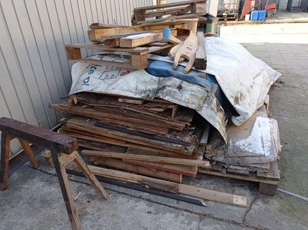 Palety drewniane różnej wielkości Aktualne!