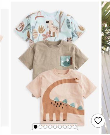 Пастельние футболки