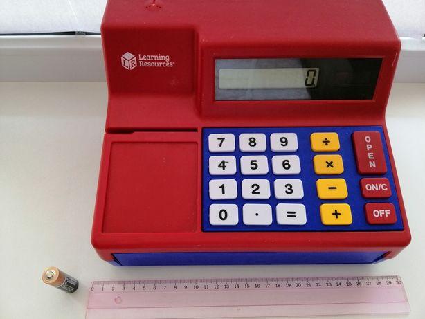 Калькулятор и кассовый аппарат с ЖК-экраном