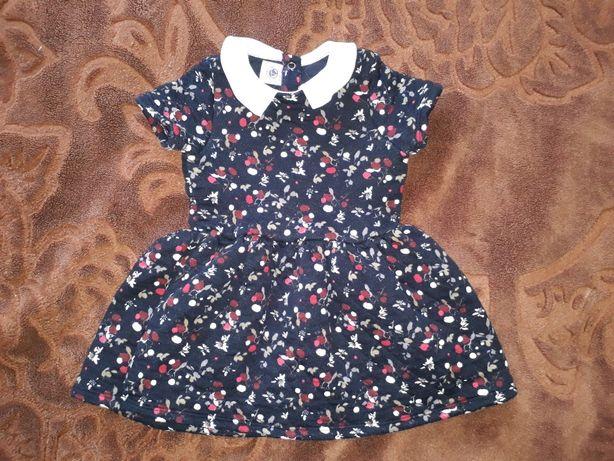 Sukienka Petit Bateau r. 95cm