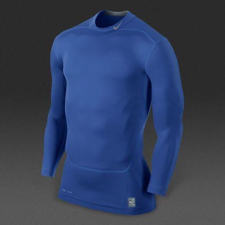 Nike Pro Combat Compression,компрессионная футболка с длинным рукавом.