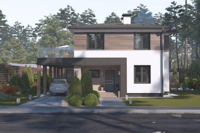 Купите готовый проект дома и сэкономьте на стройматериалах до 20%
