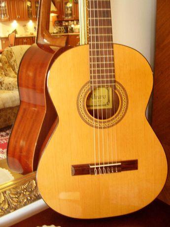Gitara klasyczna, hiszpańska Alvaro 25, nowa z gwarancją