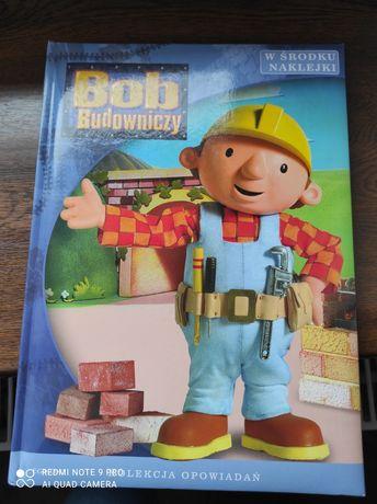 Książka Opowiadania Boba budowniczego