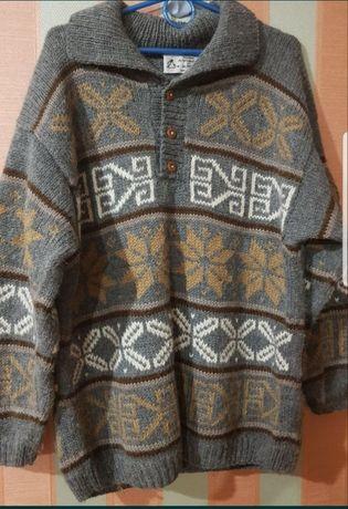 Мужской свитер 50 размера