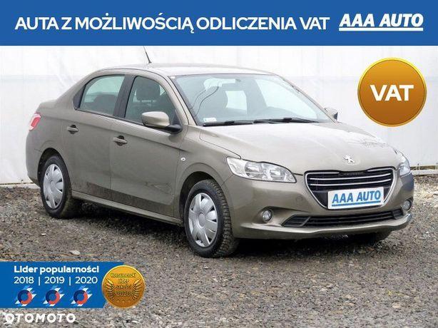 Peugeot 301 1.6, Salon Polska, Serwis ASO, GAZ, VAT 23%, Klima, Tempomat,