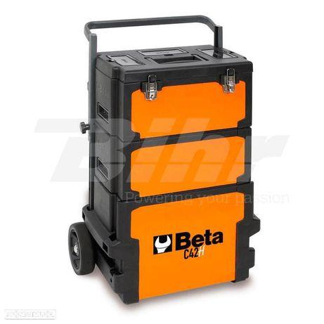 carro portaferramentas com três módulos beta (c42 h) 34780