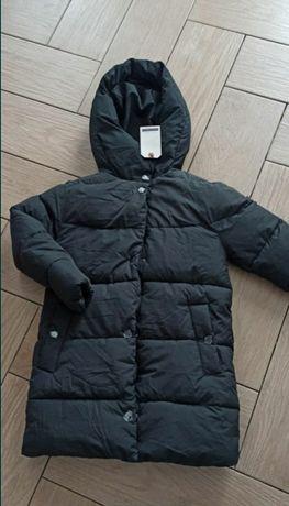Kurtka zimowa / płaszcz ZARA dla dziewczynki NOWA