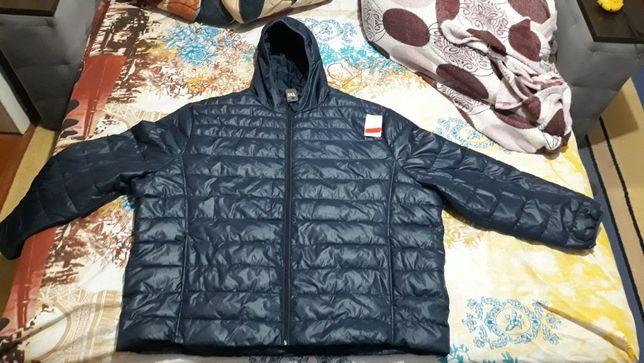 Мужская демисезонная  куртка большого размера 5XL. Батал!!! НОВАЯ.
