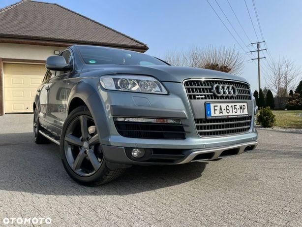 Audi Q7 Full S Line / Panorama / Pakiet offroad / Wersja 7 os.