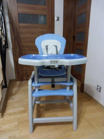 Krzesełko + stolik karmienia COTO BABY 2w1