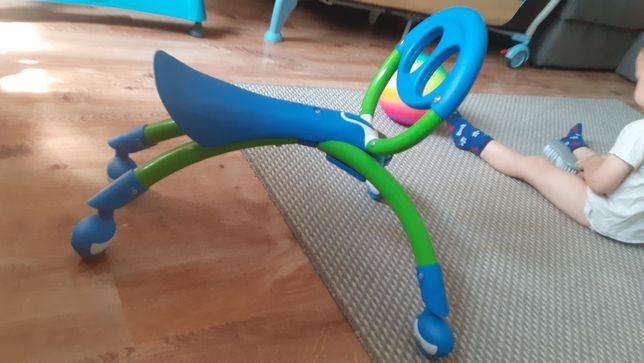 Rowerek, pchacz ze Smyka