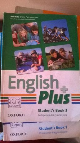 ksiazka english plus 3