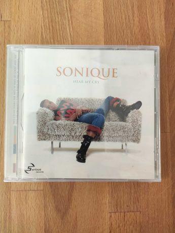 Sonique Hear My Cry płyta CD nowa