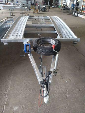 Лавета для транспортування автомобілів А6-4321 SWISS/Лафет