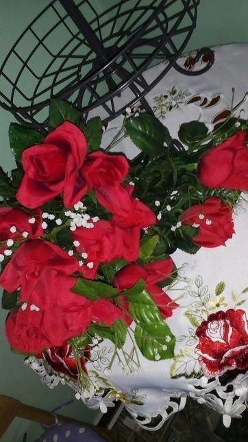Букеты с красными розами, 2шт. Для флористики!