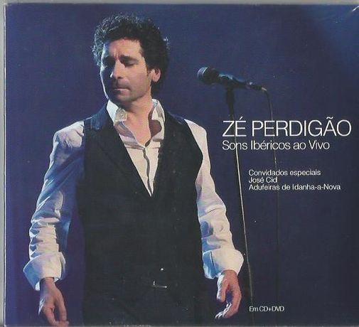 Zé Perdigão - Sons Ibéricos Ao Vivo (CD+DVD)