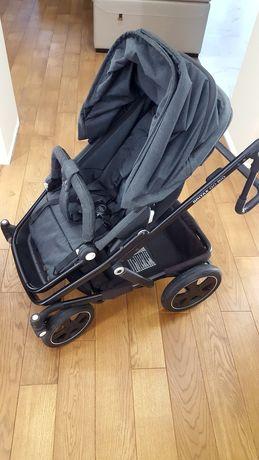 Прогулочная коляска BRITAX GO BIG2 Grey Melange\Black