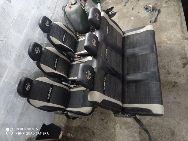 Сидіння Primastar Traffic Vivaro
