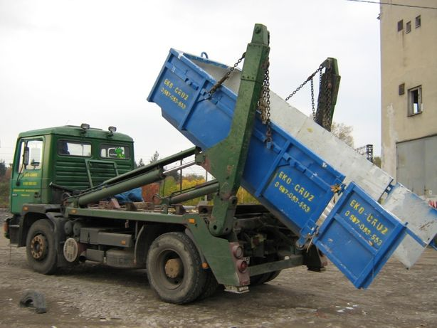 Wywóz gruzu, odbiór odpadów remontowych i budowlanych