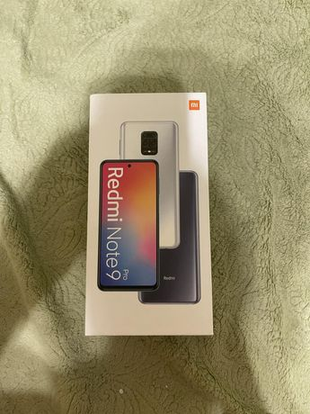 Xiaomi redmi note 9 pro 6gb ram 64gb