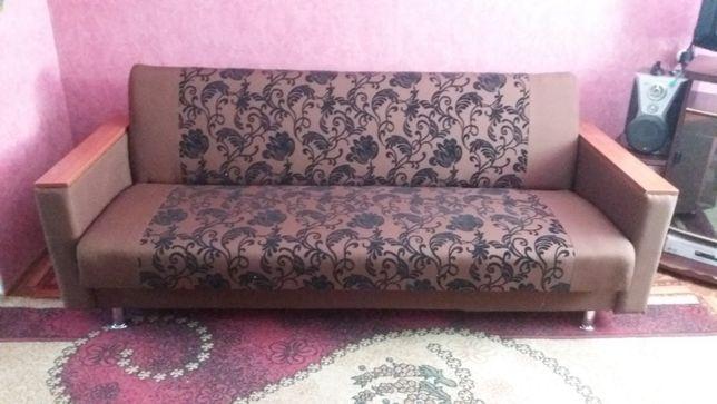 Перетяжка мебели. г. Днепрорудный. Изготовление новой под заказ.