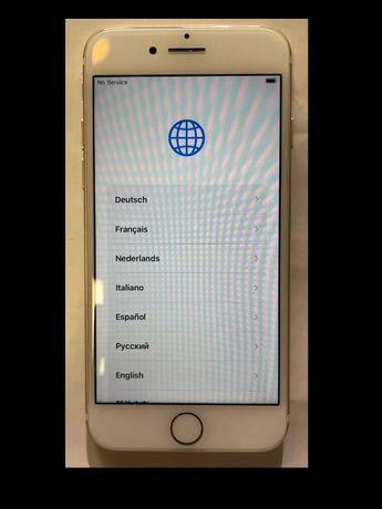 Iphone 7 GOLD 32 GB A1660