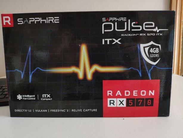 Placa gráfica AMD Radeon RX570 4GB GDDR5