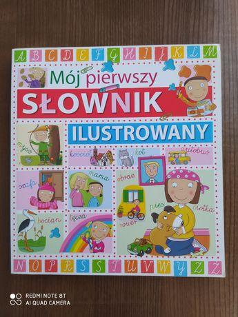 Słownik ilustrowany dla dzieci