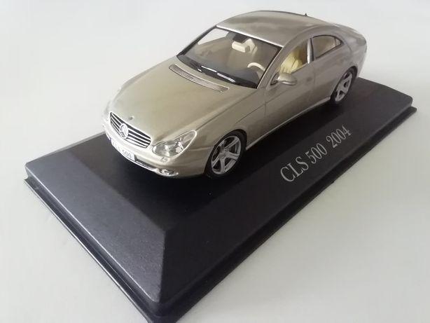1/43 Mercedes CLS 500 | 2004 (Miniatura - Ixo/Altaya)