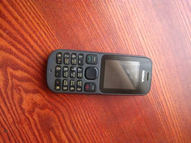 мобильный, телефон,  Nokia 101