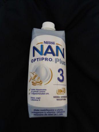 Mleko Nan Opti pro plus 3 w płynie 500 ml