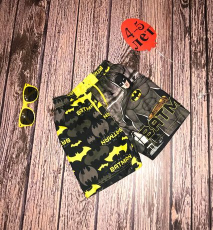 Фирменные шорты TU для мальчика 4-5 лет, 104-110 см