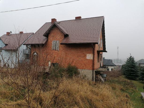 Dom w stanie surowym Działoszyn