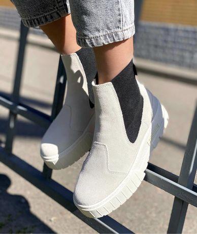 Puma chelsea ботинки женские