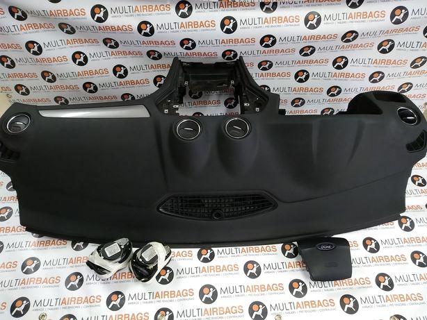 Conjunto de airbags com tablier Ford Mondeo