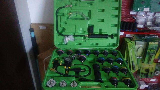 Kit Teste Radiador Completo Auto JBM