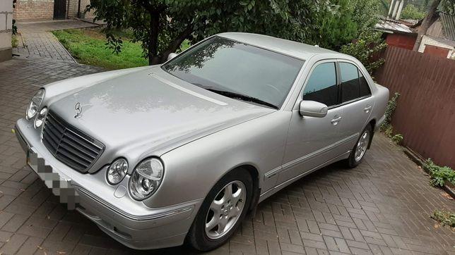 Mercedes w210 3,2cdi avangarde
