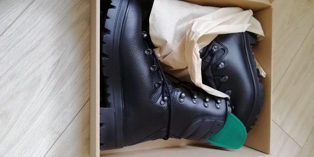 Buty wojskowe zimowe 25