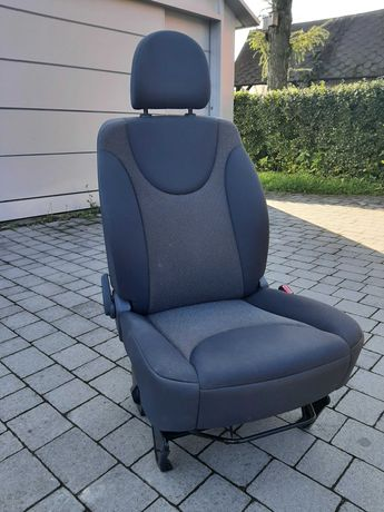 Siedzenie Peugeot Expert