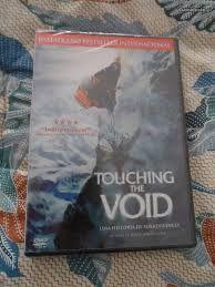Dvd NOVO Touching the Void PLASTIFICADO Filme Entrega IMEDIATA Legd PT