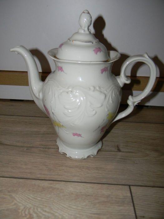Porcelana Wałbrzych imbryk Śrem - image 1